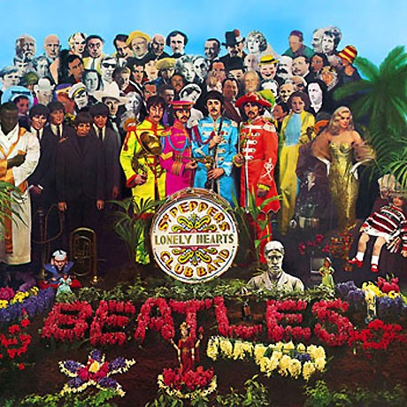 Sgt. Peppers Lonely Hearts Club Band, The Beatles (1967)