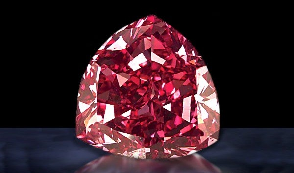 Moussaieff Red Diamond - 5.11 карат