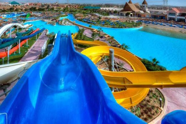 Pickalbatros Jungle Aqua Park Resort, Хургада, Египет
