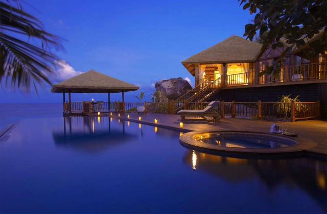Курорт Fregate Island Private, Сейшелы