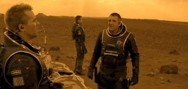 «Красная планета», 2000