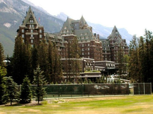Fairmont Banff Springs Hotels, Канада